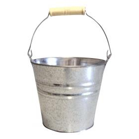 Galvanized Zinc Buckets and Planters