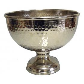 Silver urns and bowls