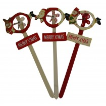 PIK012 Windmill Festive Pick Assorted